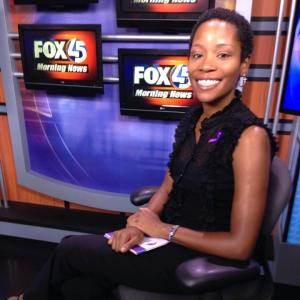 Fox45 interview pic 1